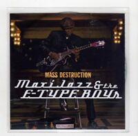 (IC209) Maxi Jazz & The E-Type Boys, Mass Destruction - DJ CD