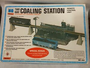 Renwal Coaling Station HO potentially incomplete