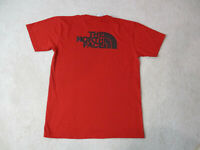 The North Face Shirt Adult Medium White Red Black Mountain Climbing Outdoors Men
