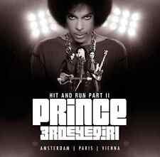 Prince - HIT AND RUN PART II AMSTERDAM PARIS VIENNA - 4CD Set - (<ô>) Records