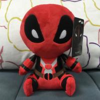 20cm Marvel Movie Deadpool New Doll Plush Soft Kids Toys Gift Action Red X-men