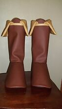 Breath of the Wild Boots for your Link Costume Deluxe High Quality SHOE COVERS