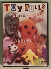 the toy dolls  WERE MAD / IDLE GOSSIP    DVD includes insert