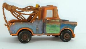 SUPERCHARGED MATER ~ Disney Pixar Cars ~ Made in Thailand