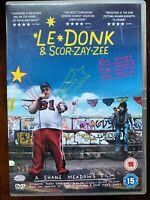 Le Donk Et Scor-Zay-Zee DVD 2009 Britannique Rap Hip Saut Comédie Film Film