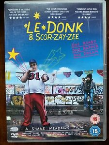 Le Donk and Scor-Zay-Zee DVD 2009 British Rap Hip Hop Comedy Film Movie