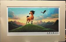 "Lithograph from ""Spirit: Stallion of the Cimarron""w/ Certificate of Authenticity"