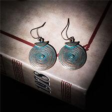 ORECCHINI VINTAGE BRONZO EFFETTO OSSIDATO - Jewelry Bohemian style vintage