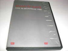 MARVIN GAYE Live In Montreux 1980 (DVD, 2003) 17 songs!