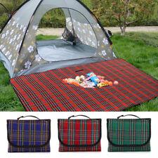 XL Large Picnic Blanket Family Waterproof Camping Rug Folding Travel Beach Mat