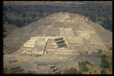 288055 Aztec Pyramid Of The Sun Teoteocan Mexico A4 Photo Print