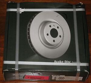 TNF FRONT Brake Disc Rotor PAIR for Nissan S13 Silvia 180sx SR20 2L Kouki Models