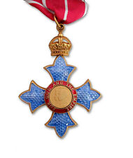 Full Size Most Excellent Order of the British Empire CBE Medal - Superb Quality