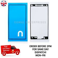 Sony Xperia X Compact / X Mini Back and Front Housing Cover Adhesive Waterproof