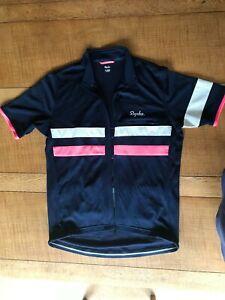 Rapha Brevet short sleeve cycling jersey Size XL