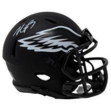 Michael Vick Philadelphia Eagles Signed Authentic Eclipse Mini Helmet JSA