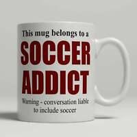 Soccer Mug Funny Soccer Mug Soccer Gift Idea Mug For Soccer Birthday Gift Soccer