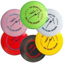 WHAM-O WRIGHT LIFE MINI FRISBEE DISC SET - 6 PACK