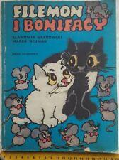 Filemon i Bonifacy - Sławomir Grabowski, Marek Nejman (90,MO) Polish book bajka