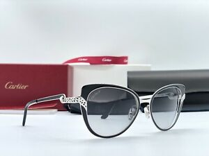 Occhiali Cartier Panthere Divine ESW00044 100% Authentic Sunglasses Lunettes