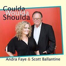 Andra Faye & Scott B - Coulda Woulda Shoulda [New CD] Digipack Packaging
