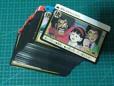 DRAGON BALL Z CARDDASS PART 35 FULL 36 piece REGULAR CARDS SET