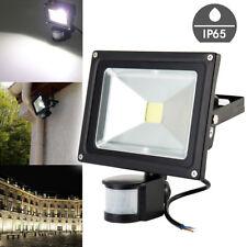 IT Impermeable 20w Foco LED sensor PIR SMD Seguridad Luz de inundación1500