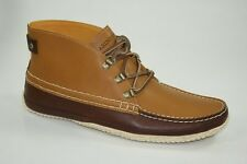 Timberland Abington Camp Chukka Boots Boat Lace Up Moccasins Shoes 6347A