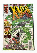 Marvel Comics X-Men #374 The Uncanny Comic Book November 1999 (Inv.#1930)