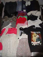 Ladies clothes bundle size 12 Zara Next jeans tops jumper Christmas 30 ITEMS