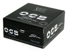 OCB Slim Premium Drehpapier, 50 Stück