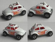 "Hot Wheels - VW Käfer ""Baja Bug"" weiß ""Blazin Bug"" gut erhalten"