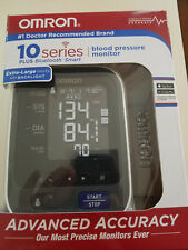 NEW Omron 10 SERIES (BP785N) Advanced Accuracy Upper Arm Blood Pressure Monitor