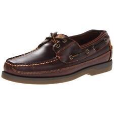 Sperry Top-Sider Men's Mako 2-Eye Amaretto Moc Boat Shoe 11M