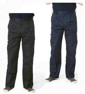 Mens work Trousers (Kneepad Pockets) Apache Industry Cargo trouser - APIND