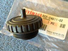 YAMAHA 322-24611-02-00 OEM FUEL CAP YZ125 YZ250 DT250 DT400 DT MX XT TT TY TZ