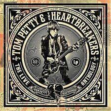Live Anthology [180 Gram Vinyl] by Tom Petty/Tom Petty & the Heartbreakers (Vinyl, Nov-2009, 7 Discs, Warner Bros.)