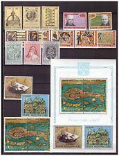 s15536) VATICANO MNH** 1972 Complete Year set 19v + S/S