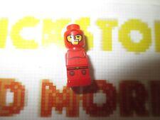 Lego - Minifig - Microfig Minotaurus Gladiator Red 85863pb017