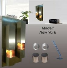 Gel- and Ethanol-Fireplace New-York / Made in Germany / bio etanol fire place