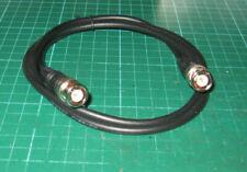 50 Cm Patch Lead Rg58u Coax Pl259 Quality Plugs