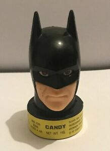 1989 Batman Head Candy Sweets Collectable Retro Unopened Dc Comics