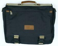 Carrier Transcold executive breifcase shoulder bag black pockets