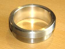 Monza Alu Tankdeckel 2,5 gewindeadapter Threaded Neck adaptor filler cap W72042