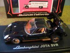 1/43 Kyosho Lamborghini jota svr negro 03201b