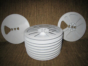 TEN- 400ft 8mm Film movie REELS - SUPER 8 REELS!