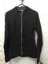 Adventure Gear Brand Size XS Black Polartec Zip Jacket New BNWT