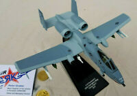 A - 10 Thunderbolt USAF NATO Fertigmodell  Aircraft 1:100  / Yakair