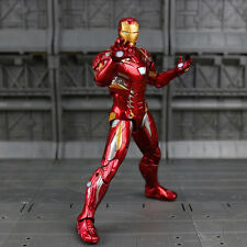 Marvel Captain America Civil War Iron Man Action Figure Toy Doll Avenger Legends