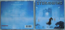 Storm Wind-Legacy-scandi-AOR/MR-Thomas Vikström - 2004 Massacre Rec. 2 CD 'S